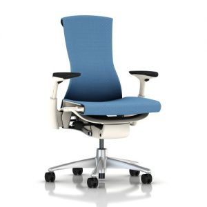 Embody-Chair-by-Herman-Miller-Fully-Adjustable-Arms-White-Frame-and-Titanium-Base-Standard-Carpet-Casters-Blue-Moon-Balance-0