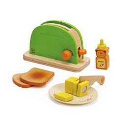 Hape-Playfully-Delicious-Pop-Up-Toaster-Play-Set-0