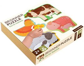 Petit-Collage-Beginner-Puzzle-Farm-Babies-0