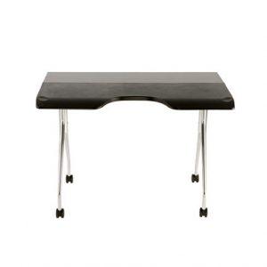 Envelop-Desk-by-Herman-Miller-Walnut-Brown-Veneer-Top-Finish-Black-Umber-Legs-with-Glides-Y7755WABUEGG7-0-0