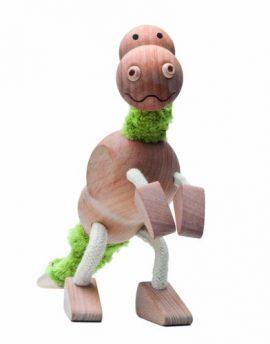 Anamalz Tyrannosaurus Rex Wooden Toy