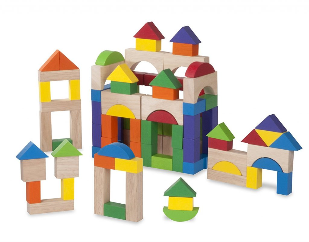 100 Piece Block Set – Basic Building