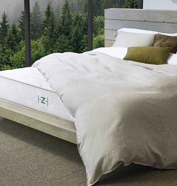 Picture of Zenhaven's organic mattress