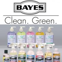 Bayes eco friendly cleaning products for the bathroom
