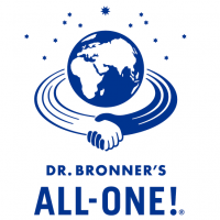 Dr Bronners Eco friendly cleaning products for the bathroom