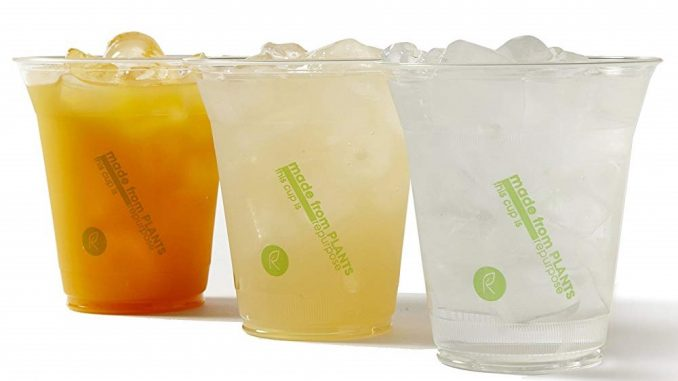 Compostable Plant-Based cups