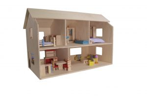Classic DollHouse by ChildCraft Eco-friendly