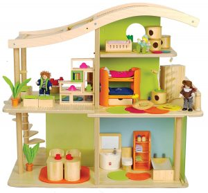 Bamboo Sunshine by Hape Eco-friendly dollhouse