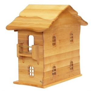 Bamboo Sunshine by Hape environmentally friendly dollhouse