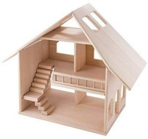 Majesty by Kubi Dubi Eco-friendly dollhouse