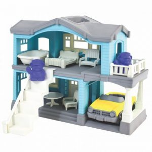 House Play Set by Green Toys recycled plastic