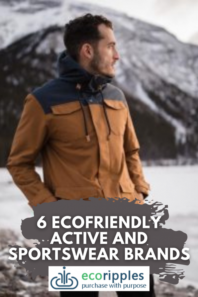 6 Ecofriendly Active and Sportswear Brands