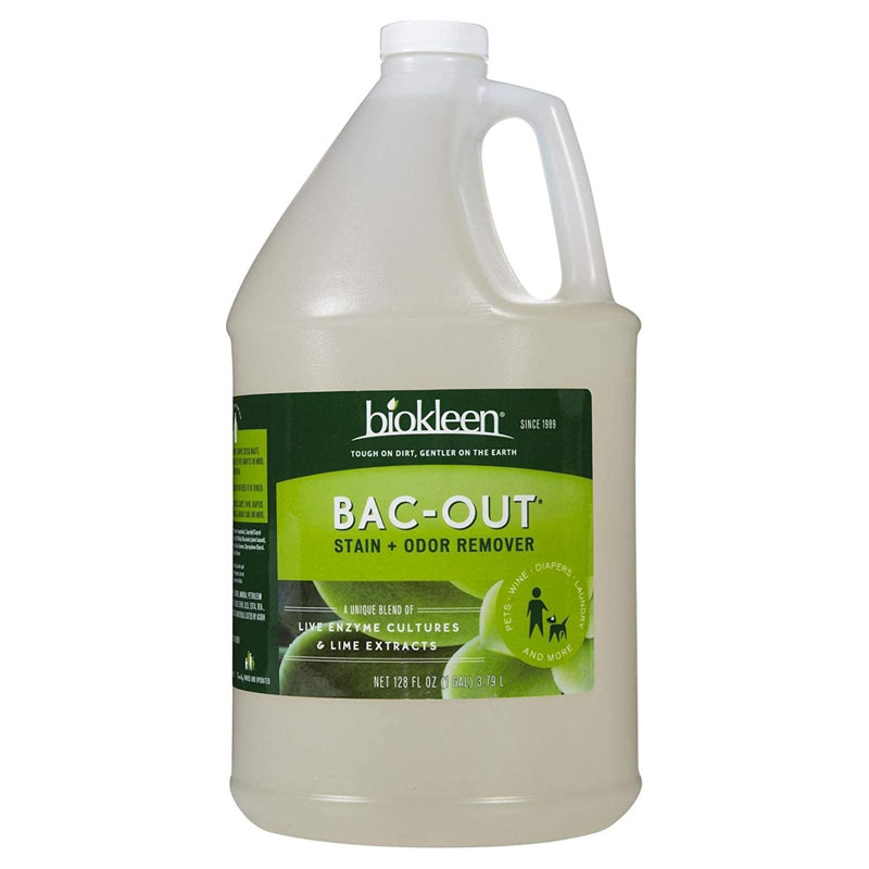 Eco-Friendly Cleaning Products - Biokleen Bac-Out Natural Enzyme Stain and Odor Remover