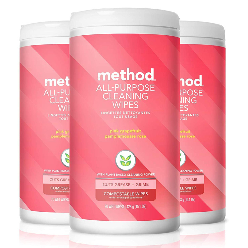Method All-purpose Cleaning Wipes - 15 Eco-Friendly Cleaning Products to Try in 2021