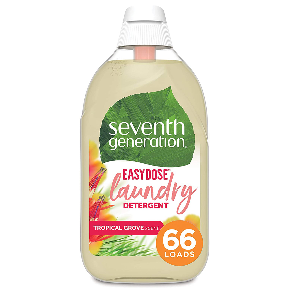 Seventh Generation Laundry Detergent, Ultra Concentrated EasyDose - Eco-Friendly Cleaning Products