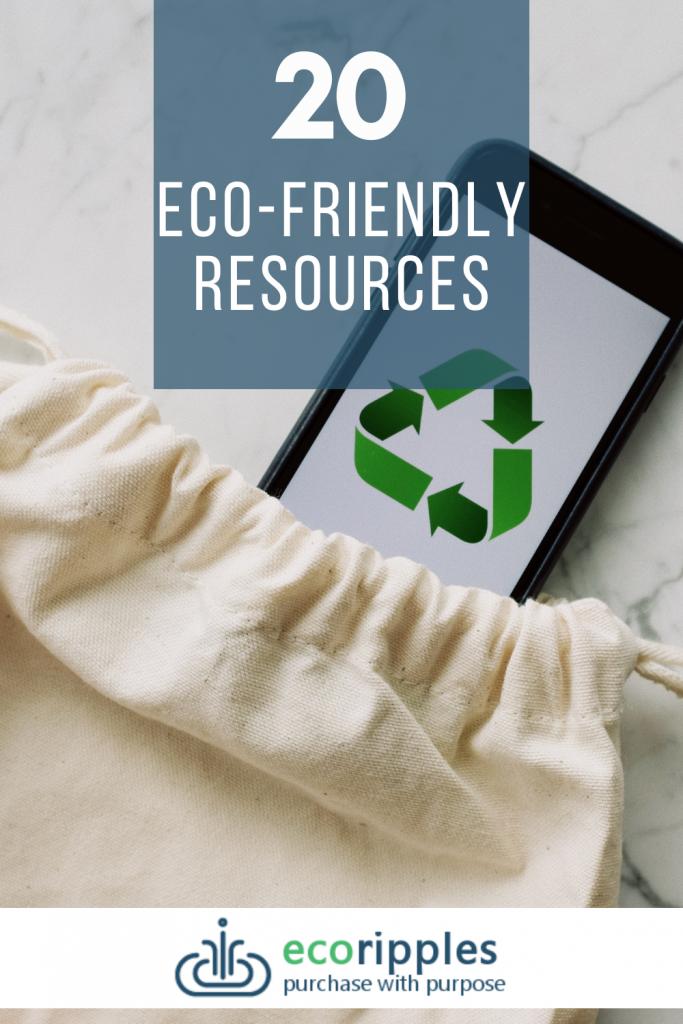 Eco Friendly Resources
