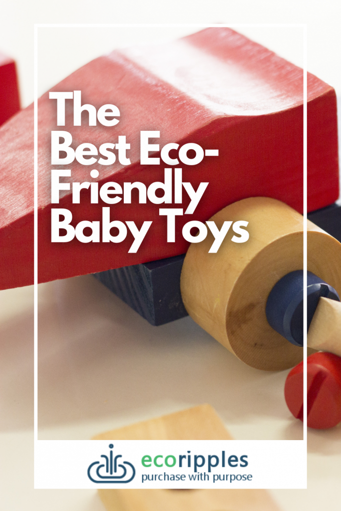 Wooden toys for babies - Pinterest